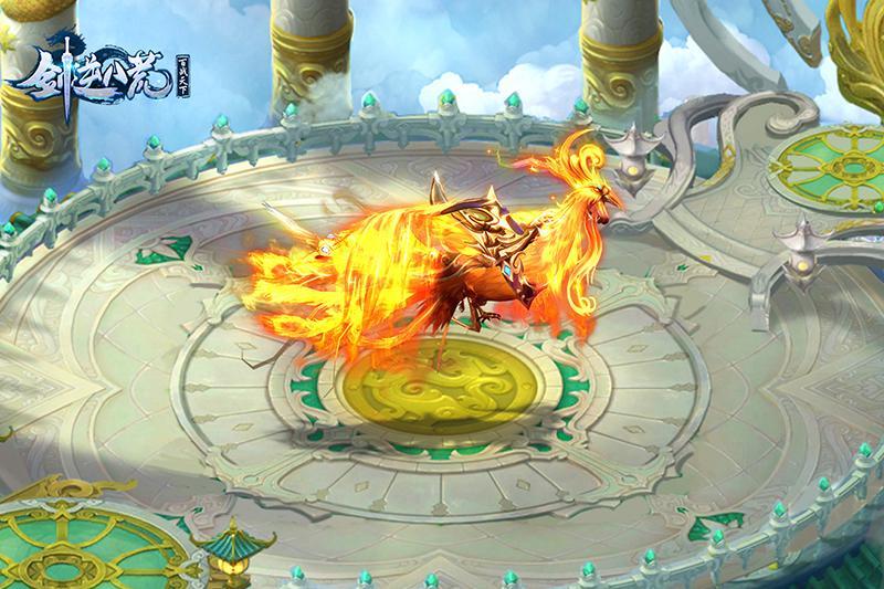 仙豆手游《剑逆八荒》是一款以东方神话故事为背景的仙侠类RPG手游,画面精美,操作简便,剧情充满侠骨柔情,非常有趣。仙豆手游剑逆八荒最大的特色是万人跨服PK的战斗系统,以及新推出的坐骑系统,可以说全新演绎了战斗手游新时代。  仙豆手游《剑逆八荒》的坐骑系统是战斗系统的重要辅助。坐骑乃吸收了天地之间强大灵力的灵兽,通常来说,回合制玩家会倾心于属性强力、外观拉风的坐骑;而即时制玩家更侧重于灵活移动、热血PK。《剑逆八荒》的全新坐骑系统,则让两者合二为一,进而集外观、属性、实用性为一体。  百变造型 开局一条鲲