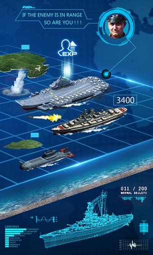 超級艦隊 游戲截圖4