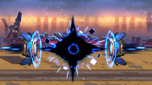 《时空猎人》首个双形态切换新角色 特色技能引爆格斗