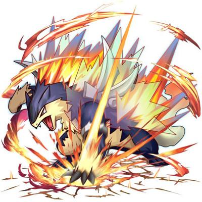 MEGA火暴兽