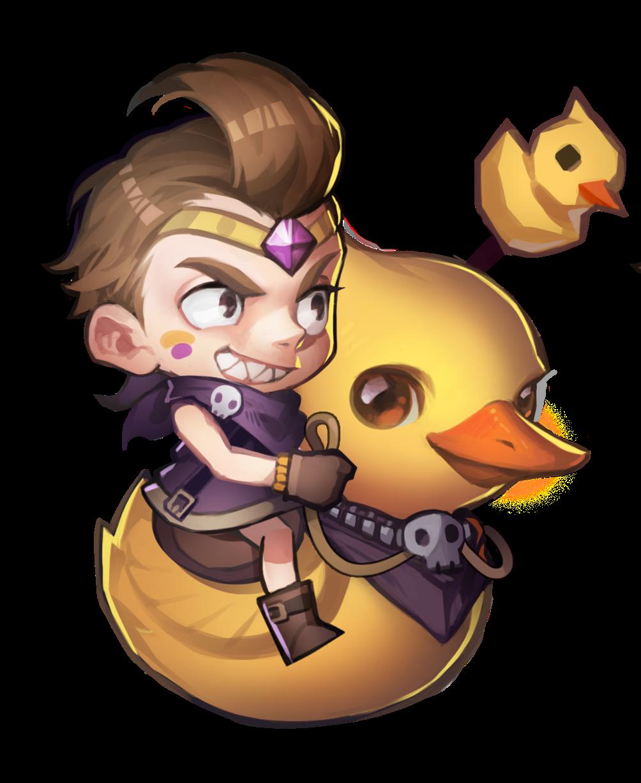 魔童泡泡,魔法黄鸭!1月魂匣魔童携鸭来袭!