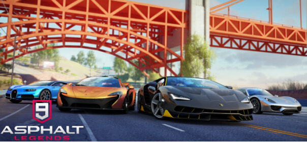 赛车手们,准备发动引擎!Gameloft公布《狂野飙车9:竞速传奇》!