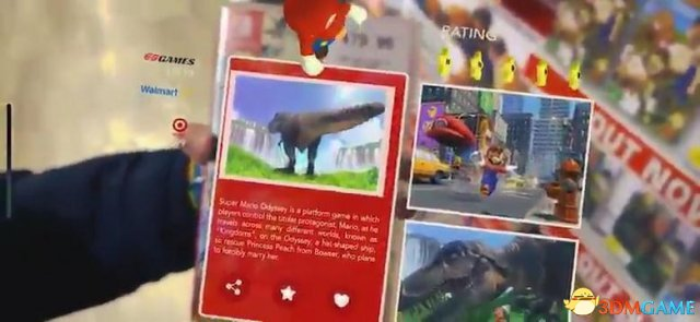 天才少年打造未来游戏购买体验 增强现实效果酷炫